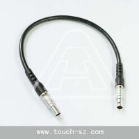 0B series plug with cable